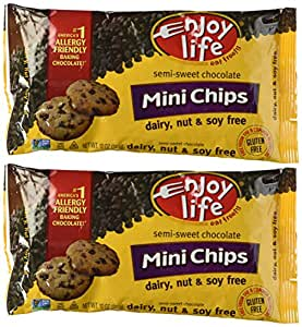 Enjoy Life Semi Sweet Chocolate Mini Chips - 10 oz - 2 pk