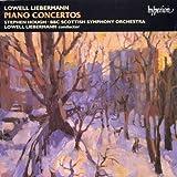 Liebermann: Piano Concertos