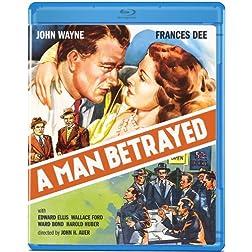 A Man Betrayed [Blu-ray]