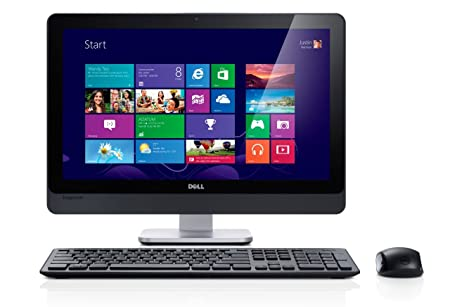 Dell Inspiron io2330T 5001BK Touchscreen All in One Desktop 2 8 GHz