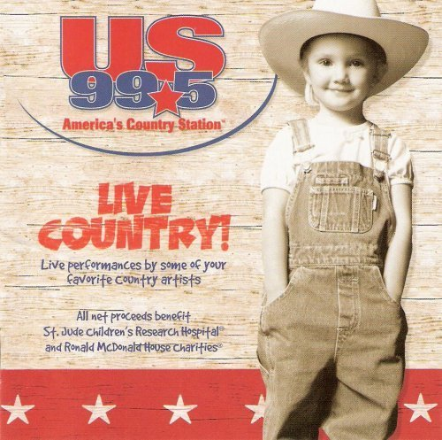 Live Country Volume 1 Us 99.5