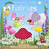 Usborne Sparkly Touchy-feely Fairies (Usborne Sparkly Touchy Feely) [ボードブック] / Fiona Watt (著); Stephen Cartwright, Glen Bird (イラスト); Usborne Pub Ltd (刊)