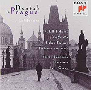 Dvorak in Prague: A Celebration