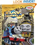 Day of the Diesels (Little Golden Book)