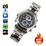 Winhy 8GB HD Wrist Watch Video Record Hidden Camera DVR DV Waterproof Camcorder Watches