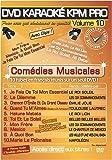 echange, troc DVD Karaoké KPM Pro Vol.10 Comédies Musicales