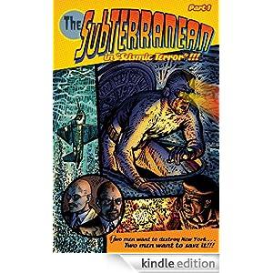The Subterranean #1 Brad Teare