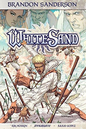 Download Brandon Sanderson's White Sand Vol. 1