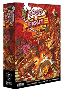 Amazon.com: Food Fight: Cards: Toys & Games
