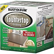 Rust Oleum 254853 Countertop Coating Kit-DP TINTBS COUNTERTOP KIT