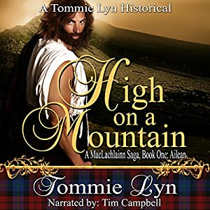 High on a Mountain Audiobook