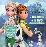 La Reine des Neiges, Une fête givrée : L'histoire + le DVD du film (1DVD)