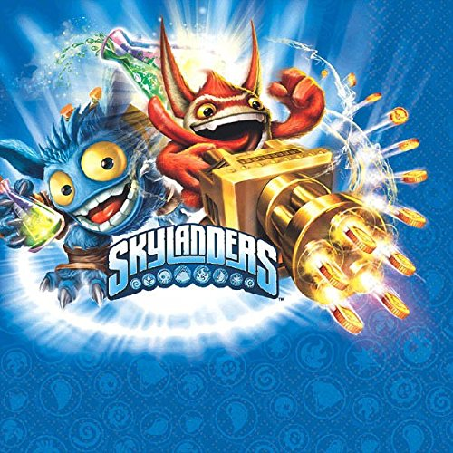 American Greetings Skylanders Lunch Napkins (16-Count)