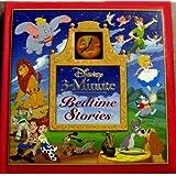 Disney 3-Minute Bedtime Stories