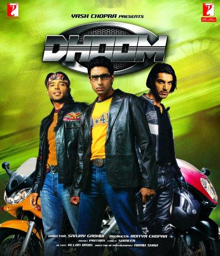 Dhoom (2004) (Bollywood Movie / Indian Cinema / Hindi Film / DVD) [2006] [Reino Unido]
