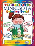 img - for The Marvelous Minnesota Coloring Book (The Minnesota Experience) book / textbook / text book