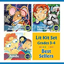 Best Sellers Lit Kit Set Gr. 3-4