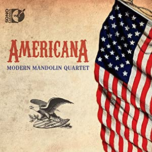 Americana (Includes CD and Bonus Blu Ray Audio disc)