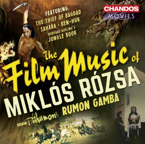 Rumon Gamba-The Film Music Of Miklos Rozsa-OST-2014-VOiCE Download