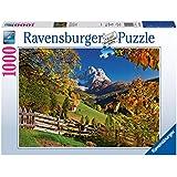 Ravensburger - Puzzles 1000 piezas, diseño Montaña (19423 0)