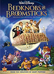 Enchanted Musical Edition of 'Bedknobs And Broomsticks' with Angela Lansbury Movie Review
