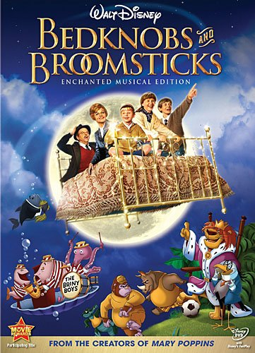 Bedknobs and Broomsticks Enchanted Musical Edition -