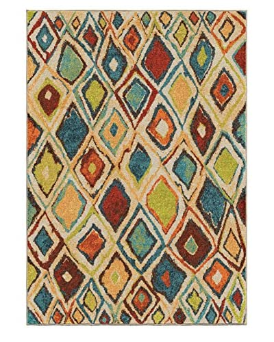 Carolina Weavers Dazzling Diamond Rug