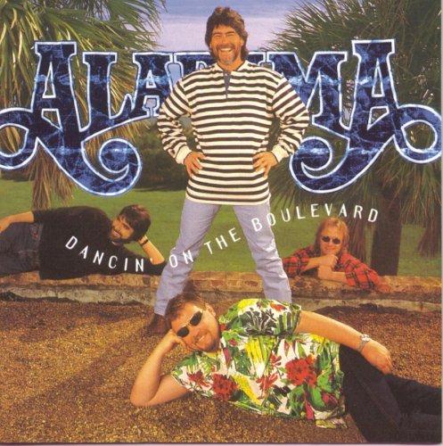 ALABAMA - Dancin On The Bouelavard - Zortam Music