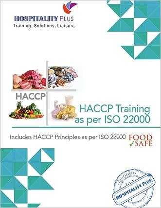 CODEX HACCP TRAINING MANUAL
