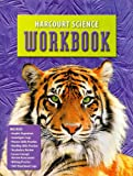 Harcourt Science: Student Edition Workbook Grade 6