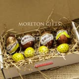 Galaxy Easter Eggs Small Treat Box - Caramel Eggs and Bubbles Eggs - By Moreton Gifts