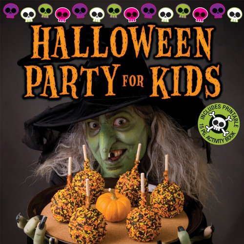 Various - Kids Halloween Party - Zortam Music