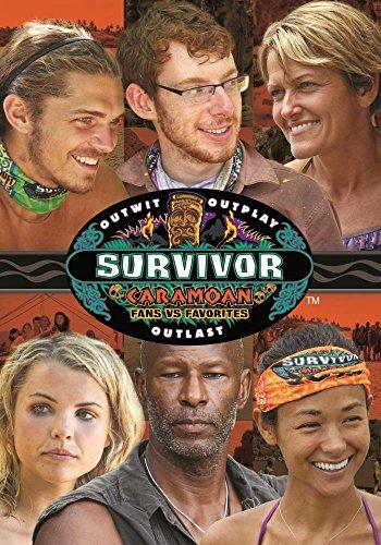 Survivor: Caramoan - S26 (6 Discs) (Survivor Season 25 compare prices)