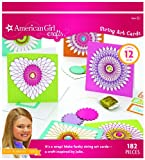American Girl Kit Art Craft, Julie Albright Cards string