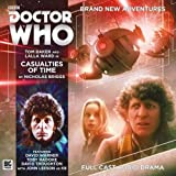 img - for Casualties of Time (Doctor Who - The Fourth Doctor) book / textbook / text book