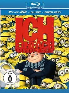 Ich - Einfach unverbesserlich Limited Edition im Schuber (2D + 3D Version, Blu-ray 3D)