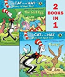 Tish Rabe Thump!/The Lost Egg (Dr. Seuss/Cat in the Hat) (Pictureback(r))