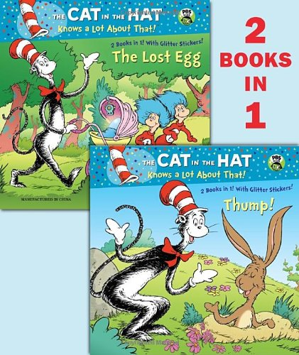 Thump!/The Lost Egg (Dr. Seuss/Cat in the Hat) (Pictureback(R)), Buch