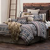 HiEnd Accents Tucson Comforter Set Queen