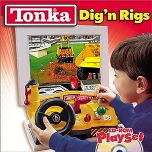 Amazon Com Tonka Dig N Rigs Playset Video Games