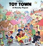 Toy Town - a Novelty Playset (0001360701) by Blyton, Enid
