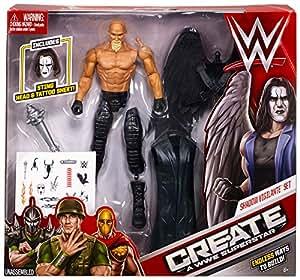 Mattel Create A Wwe Superstar Sting Pack
