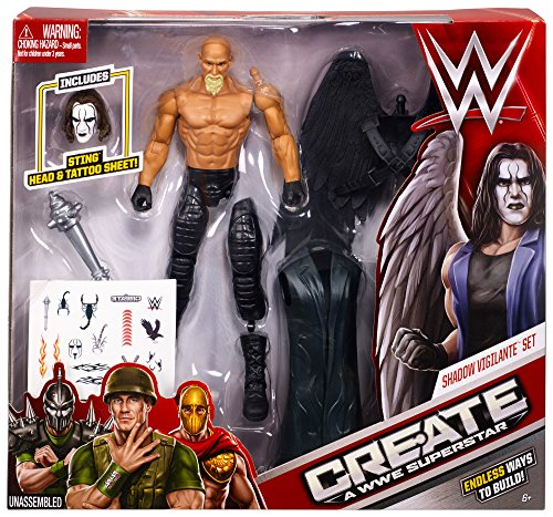 Create a WWE Superstar Sting Pack (Wwe Weapons For Figures compare prices)