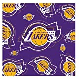 Los Angeles Lakers Scarf Silky Style at Amazon.com