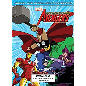Marvel The Avengers: Earth's Mightiest Heroes, Vol. 2 Reviews