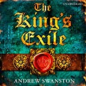 The King's Exile Audiobook by Andrew Swanston Narrated by David Thorpe