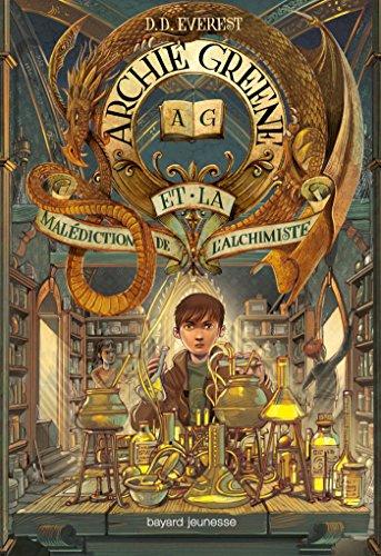Archie Greene (2) : Archie Greene et la malédiction de l'alchimiste