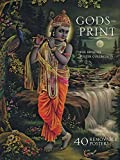 Gods in Print: The Krishna Poster Collection
