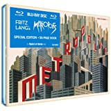 Metropolis [Reconstructed & Restored] (Masters of Cinema) [Blu-ray] [1927]by Alfred Abel