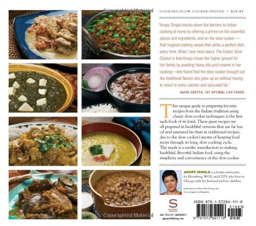 Indian Slow Cooker: 144